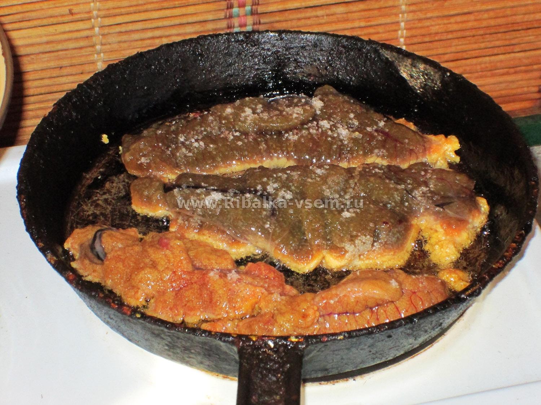 Жареный карась на сковороде рецепт пошагово в домашних условиях
