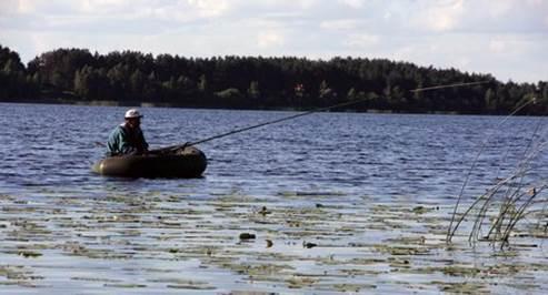 куда съездить на рыбалку в мурманске