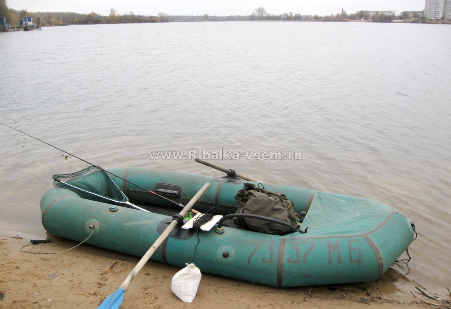 Как выбрать хорошую надувную лодку