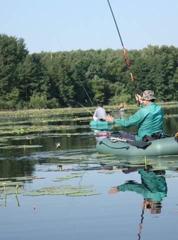 что должен иметь рыболов отправляясь на рыбалку