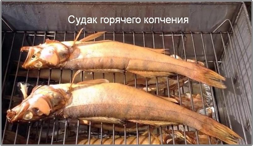 Приготовления для копчение рыбы в домашних условиях 989