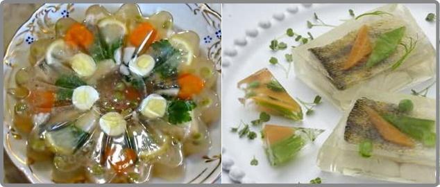 Заливное из судака без желатина пошаговый рецепт с